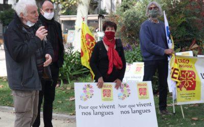 L'IEO OPM soutient Pour que vivent nos langues – 10/10/2020